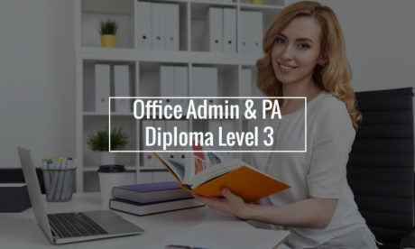 Office Admin, Secretarial and PA Diploma Level 3