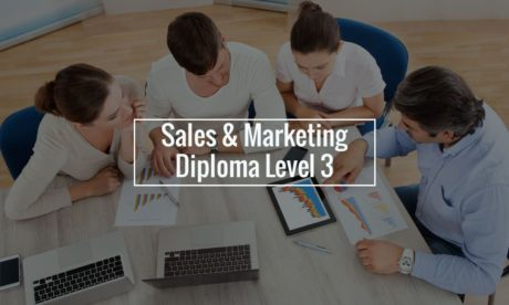 Sales and Marketing Diploma Level 3